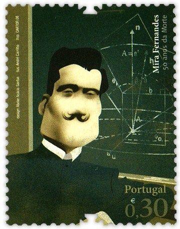Mira Fernandes, matemático