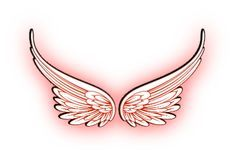 angle wings | Tribal Angel Wings Designs Art Pictures Images Photos Ink Flash 15