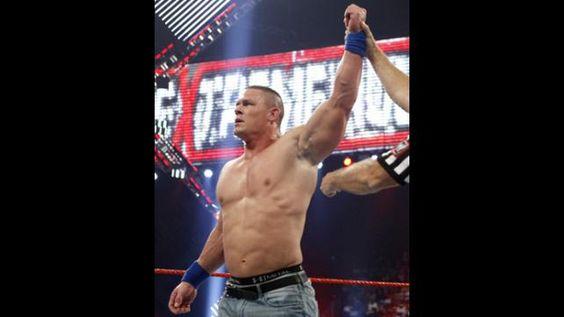 John Cena WWE Extreme Rules 2009 6/7/09