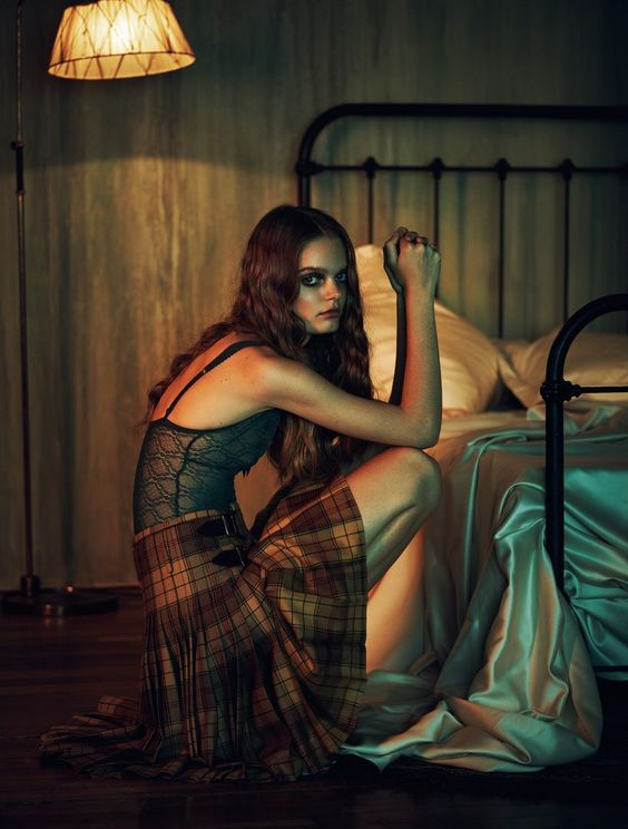 marthe wiggers by toby knott for stylist france november 2015   visual optimism; fashion editorials, shows, campaigns & more!