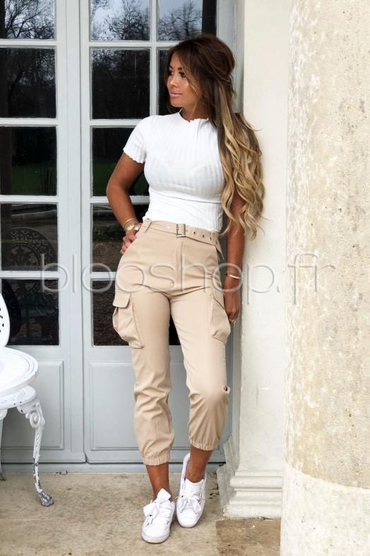 Épinglé sur Mode femme pantalon