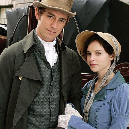 Mr. Tilney & Catherine Morland