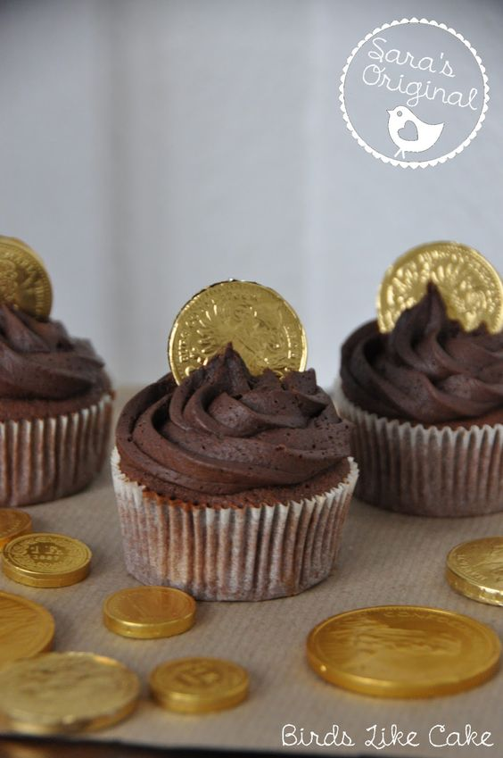 Piraten Cupcakes!: