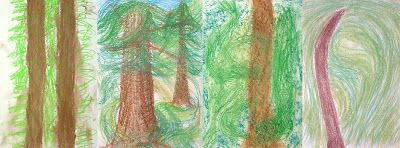 High Lakes Art-in-a-Box: Emily Carr Lesson Plan, Grades K-1
