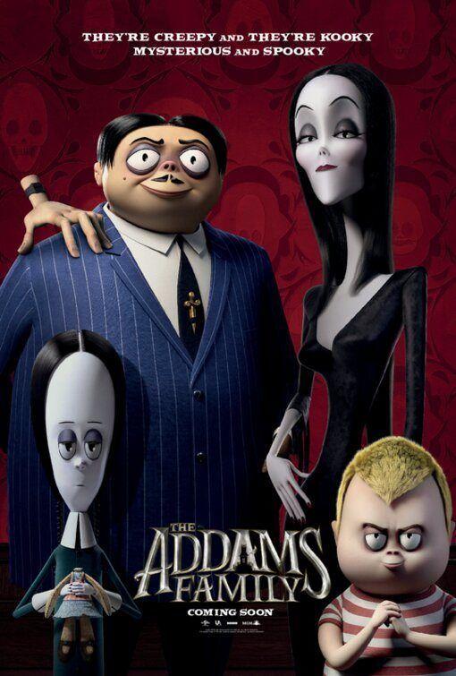 Los Locos Addams Lo Bueno Lo Malo Y Lo Feo La Familia Addams Peliculas Familiares Salas De Cine