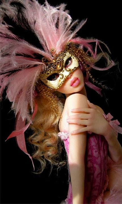 Doll Art...Nicole West, The Gift, Musetouch edition