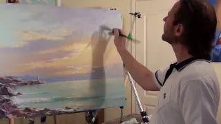 curso de pintura al oleo gratis - YouTube