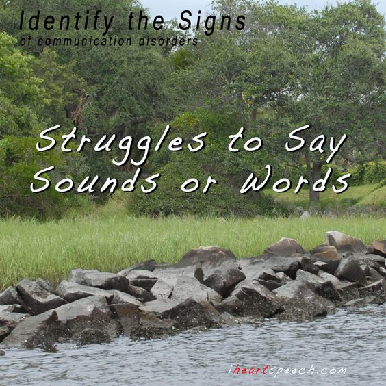 Identify the Signs - Struggles to Say Sounds or Words - Stuttering | iHeartSpeech.com