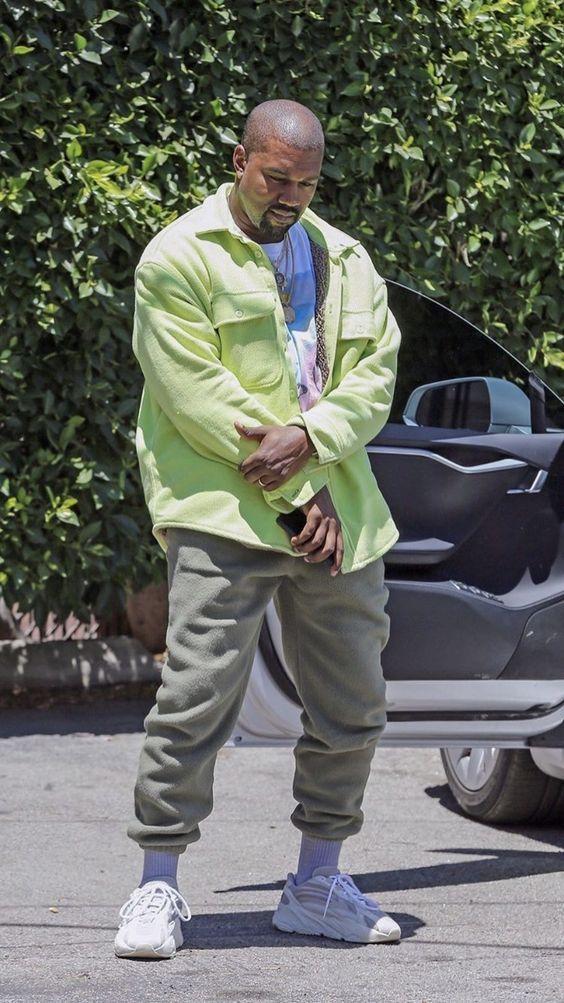 Pin By Agon Avdijaj On Mens Fashion Kanye West Outfits Kanye Fashion Kanye West Style