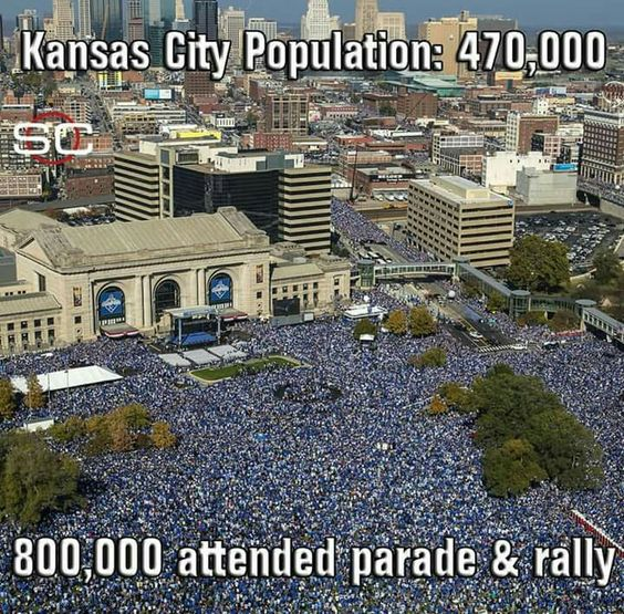 Wow!! Kansas City Missouri!!!