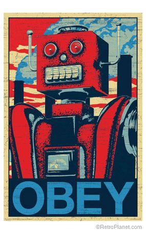 chat glossi jamais mots espace affiche graphisme robots affiches pop art affiches gravures affiches - Affiche Garcon Robot