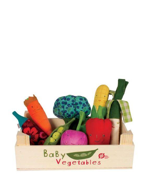 Baby Vegetables von Maileg!