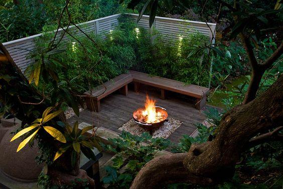 foc en verd: