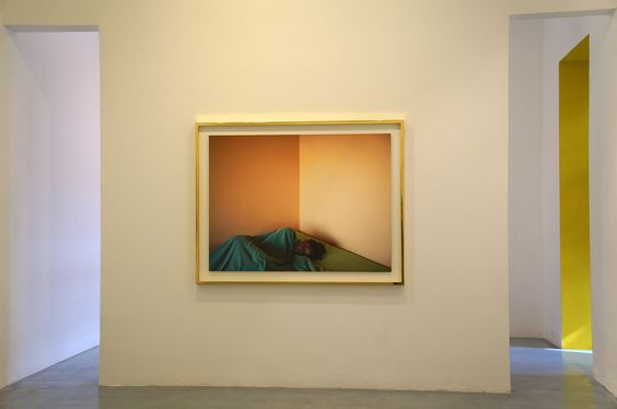 "Paul Graham. Exposición ""Does Yellow run forever?"" Galería Elba Benitez #Madrid. #Fotogafía #Photography #Arte #ArteContemporáneo #PHE15 #Arterecord2015 https://twitter.com/arterecord"