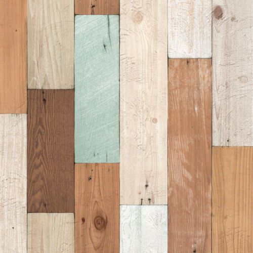 Details About Rustic Wood Panel Self Adhesive Wallpaper