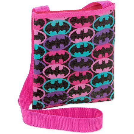 DC Comics Batgirl 8 inch Cross body, Women's, Multicolor