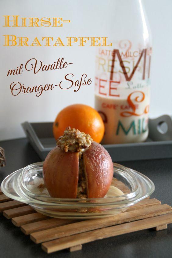 Melis bunte Studentenküche: Bratapfel mal anders