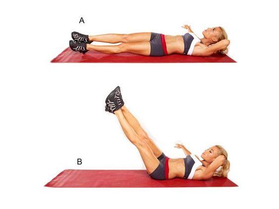 Get a flat belly in 4 weeks! http://greatideas.people.com/2014/03/18/tracy-anderson-get-a-flat-belly-in-4-weeks/