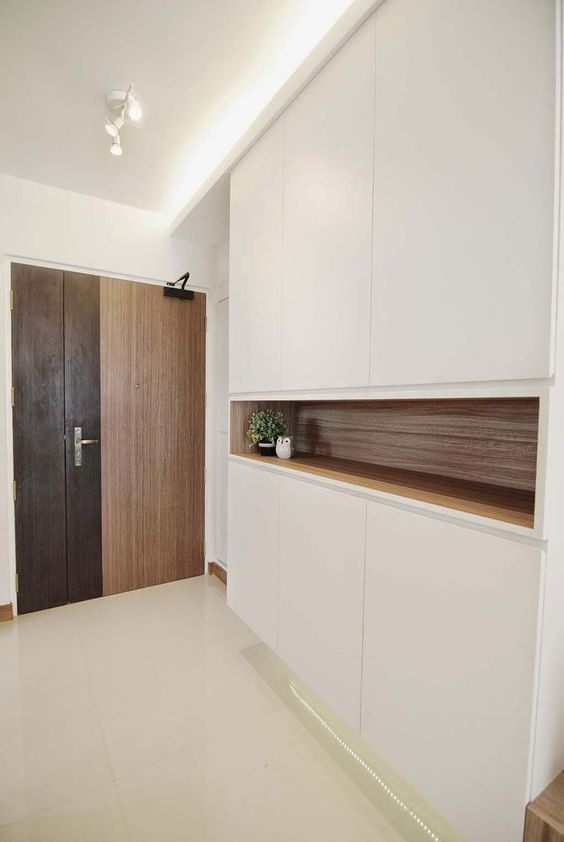 Foyer Design Hdb : Image result for entry joinery cupboard apartment ideas