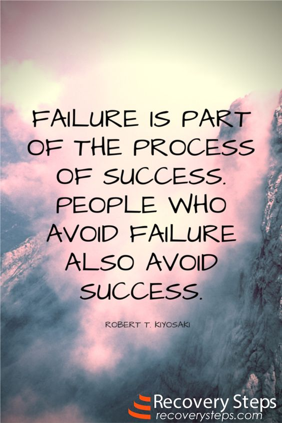 Inspirational Quotes About Failure: Inspirational Quotes:Failure Is Part Of The Process Of