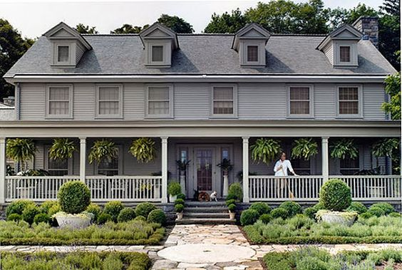 Repairs Painting And Tree Day Martha Stewart Home Bedford New York Martha Stewart Living