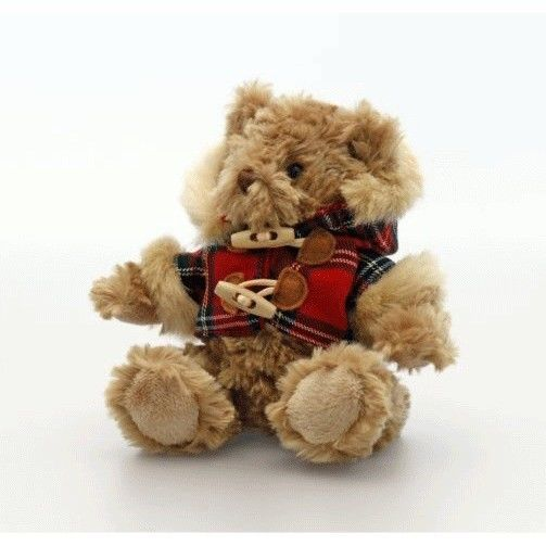 Cute 15cm Hamish bear in a tartan coat Listing in the Other,Christmas,Occasions & Seasonal Category on eBid United Kingdom | 141366764
