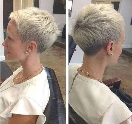 Frisuren Undercut Frauen 2015 Frauen Frisuren