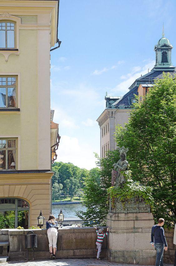 Old Town, Stockholm, Sverige