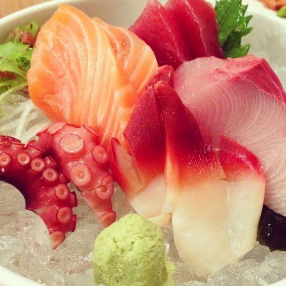 Sooooooo Fresh! Sashimi. Food safety training for VIP flight attendant details at www.trainingsolutions.ch