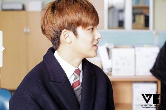 #Seventeen#Mingyu