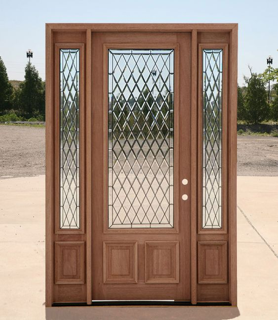 Pinterest the world s catalog of ideas for Solid core exterior door with window