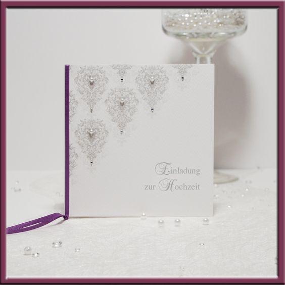 Einladungskarte Hochzeit 113