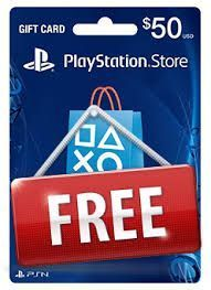 How Do You Get Free Play Station Network Gift Card Code Just