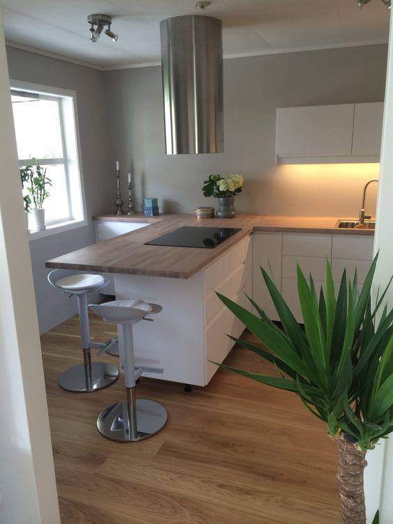 IKEA-kjøkken Kjøkken jeg liker Pinterest Kitchens, House and - küchen wandfliesen ikea