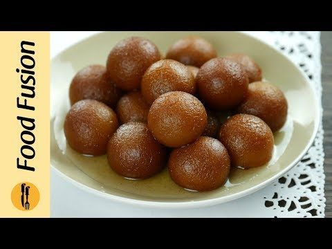 Gulab Jamun Recipe This Time Make Them At Home Eid Is Incomplete Without Gulab Jamuns Continue The Tradition Jamun Recipe Gulab Jamun Recipe Food