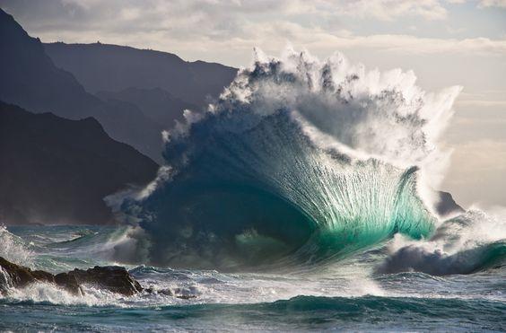 wave conditions; aaron feinberg