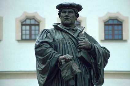 Martin Luther Reformation Activities