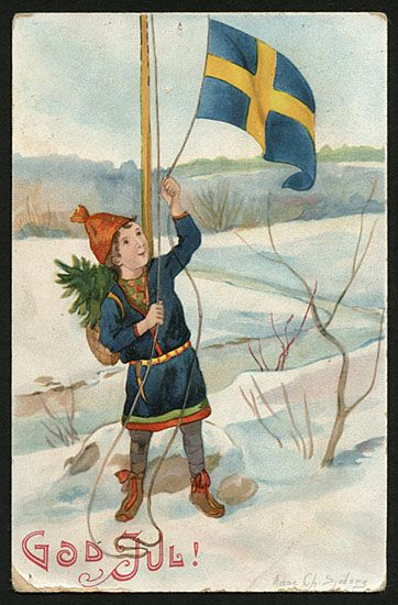 Sami Christmas card