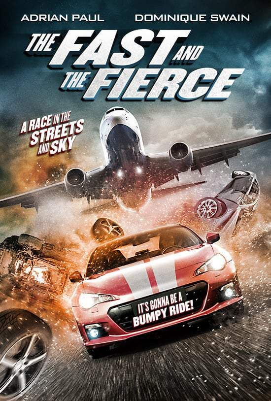 The Fast and the Fierce (2017) HDRip