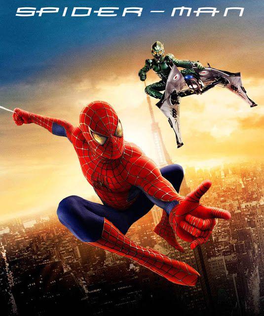 Spiderman 2002 Blu Ray Dual Audio 480p 400mb Spiderman