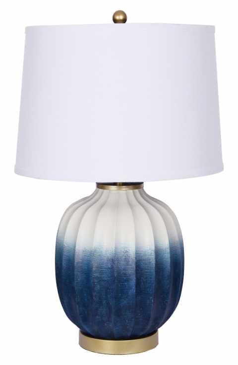 Jalexander Ombre Table Lamp Table Lamp Decorative Table Lamps Lamp
