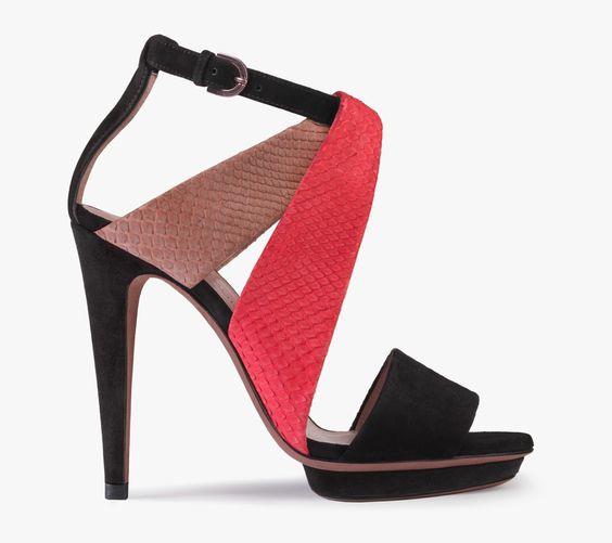 Beautiful high heels I shot for Daryn Moore Paris #productphotography
