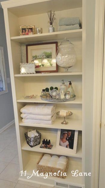Bookcases Bathroom And Master Bathrooms On Pinterest