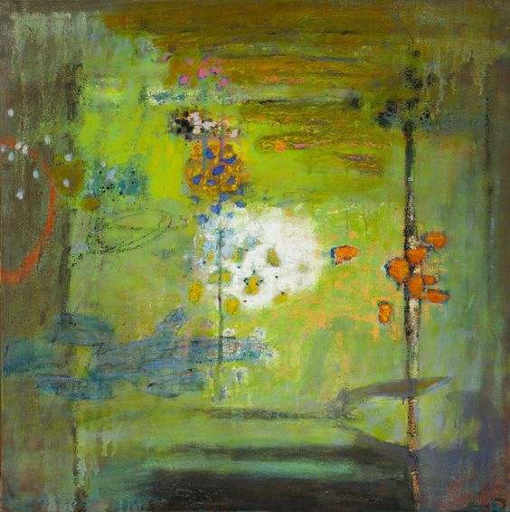 Reciprocity | oil on canvas | 30 x 30"