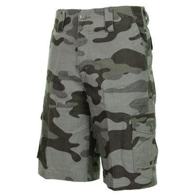 Oakley Discover Cargo Shorts - Camo