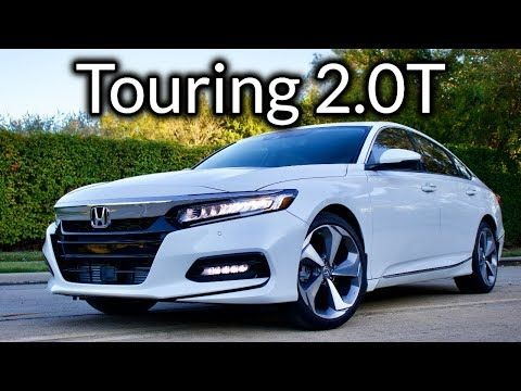 The 2020 Honda Accord Touring 2 0t Punches Above Its Weight Class Youtube In 2020 Honda Accord Touring Honda Accord Honda Accord Sport