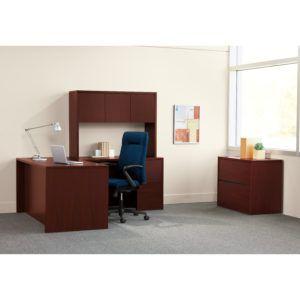 Hon Office Desk Credenza