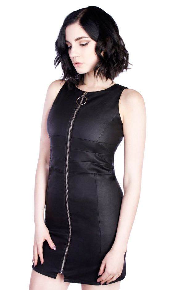 Disturbia Barbarella Dress