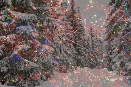 'NEW YEAR DREAM' von photofiction bei artflakes.com als Poster oder Kunstdruck $24.96