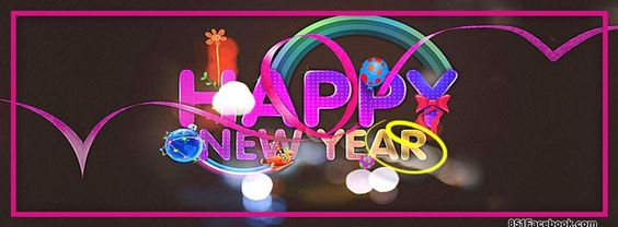 Happy New Year 2014 Greeting Cards For Facebook Covers: Happy New ...